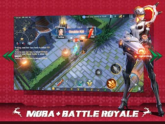 Survival Heroes - MOBA Battle Royale APK screenshot thumbnail 9