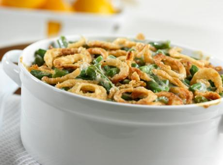 Green Bean Casserole, Traditional Recipe