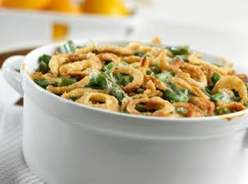 Green Bean Casserole, Traditional