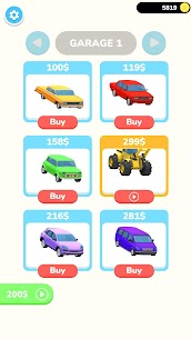 Fury Cars MOD (Unlimited Gold Coins) 4