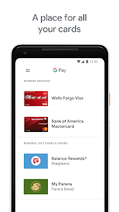 Google Pay Screenshot