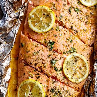 Steamed Salmon Lemon Butter Recipes