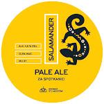 Salamander Pale Ale