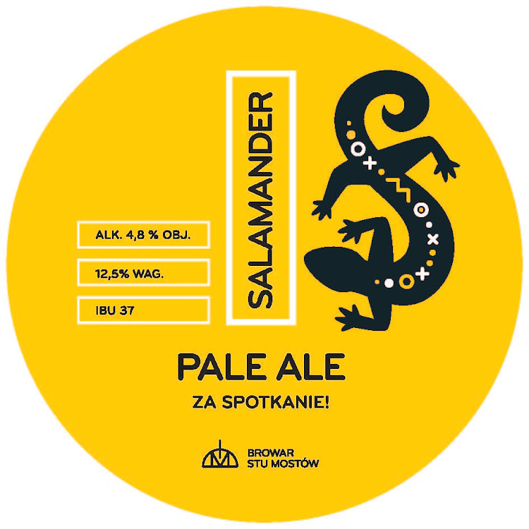 Logo of Salamander Pale Ale