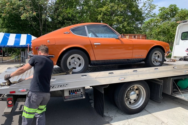 Cream of the crop Datsun 240z Hire NJ 07830