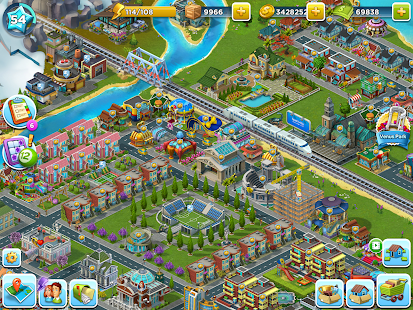 SuperCity: Building game 23