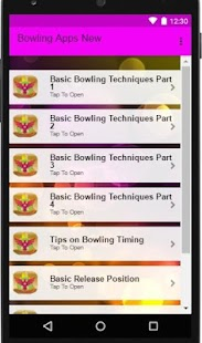 Bowling Apps Audio - náhled