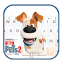 Life Of Pets 2 Max Keyboard Theme icon