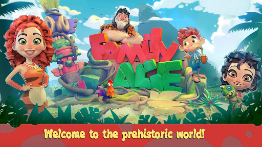 Family Age: prehistoric farm sim 1.0446 screenshots 1
