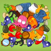 Hidden Object Game - Find 'em