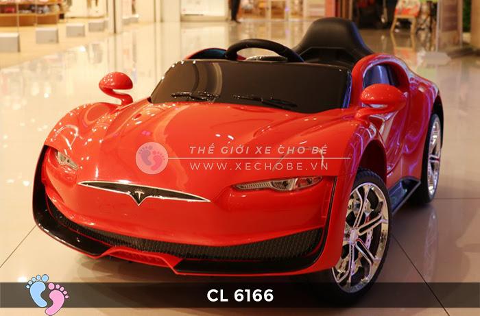 Xe hơi điện cho bé CL6166 14