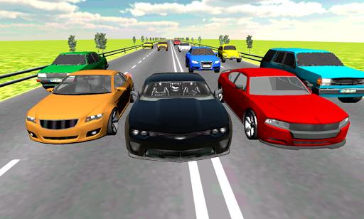 無料模拟AppのExtreme Traffic Cars 記事Game