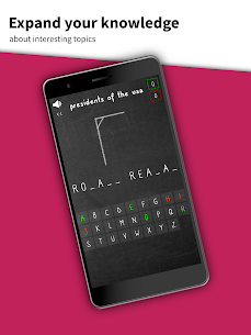 Hangman 🇺🇸 US word riddles for free 9