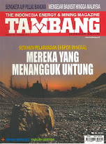 Majalah Tambang Edisi Januari 2015