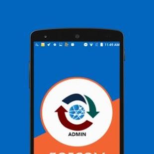Zofcom Admin - náhled