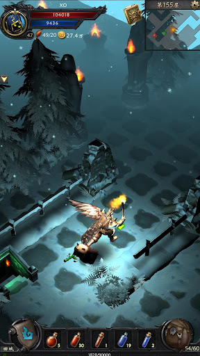 Ever Dungeon : Dark Survivor - Roguelike RPG modavailable screenshots 4