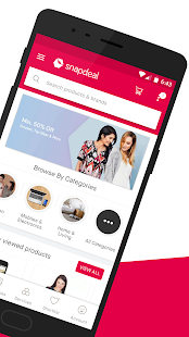 Snapdeal: Online Shopping App- screenshot thumbnail