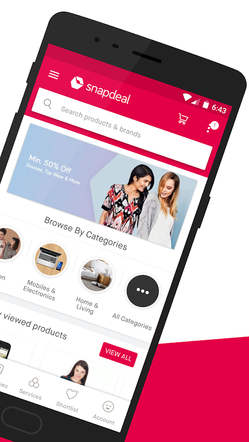 Snapdeal: Online Shopping App- screenshot
