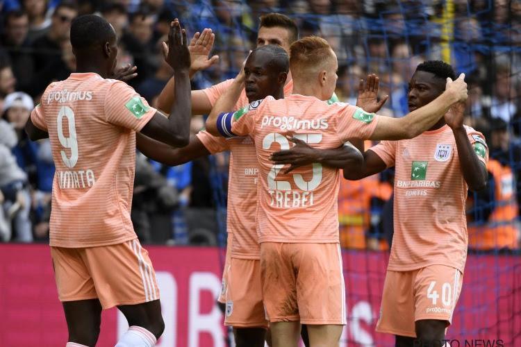 Deux joueurs d'Anderlecht vont devoir quitter le club