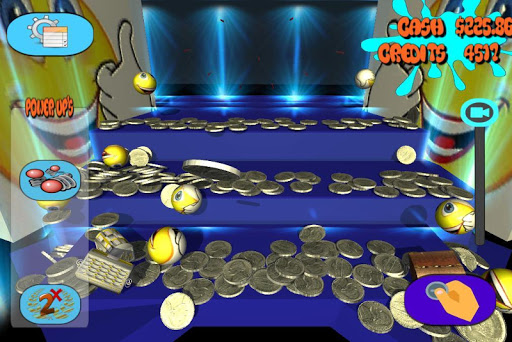 Penny Arcade Coin Dozer cash  screenshots 12