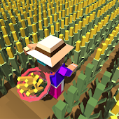 Corn Farm Professional: Blocky Farmer Simulator