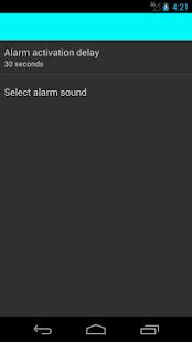 never loss phone screenshot