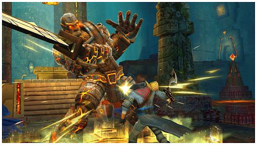 Stormblades screenshot 2