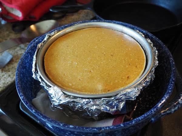 Pumpkin Cheesecake Supreme (no Crust 7 Inch) Recipe