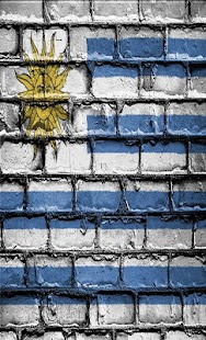Uruguay Flag Wallpapers - náhled
