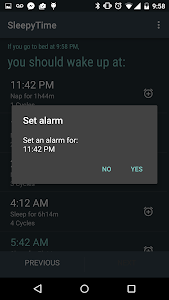 SleepyTime: Bedtime Calculator v2.0.10