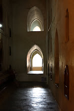 Photo: Year 2 Day 57 - Arched Windows in  Ananda Temple