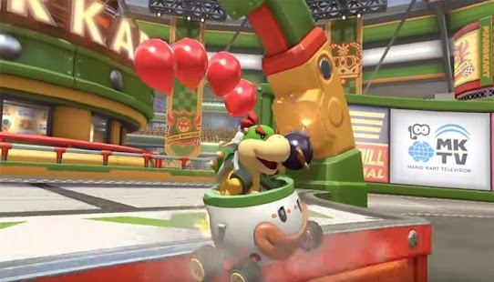 Tips For Mario kart 8 Deluxe - náhled