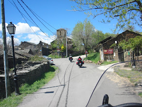 Photo: Entrando en Campillo de Ranas