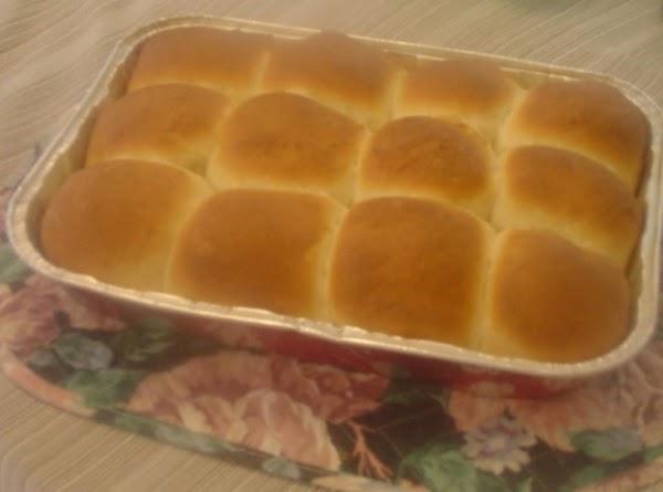 Honey Rolls Recipe