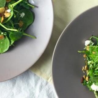 Spinach Arugula Salad Recipes
