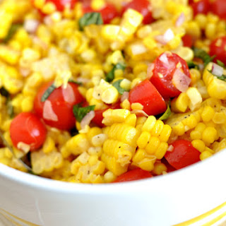 Summer Corn Salad.