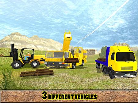 Log Transporter Truck Driver 1.0 screenshot 69871