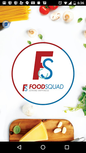 FoodSquad- Serving Happiness