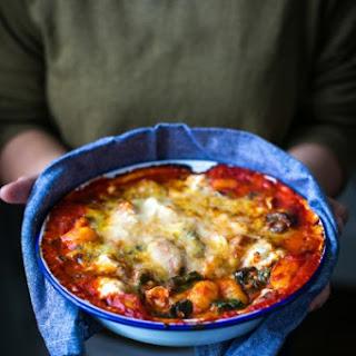 Baked Tomato Gnocchi.