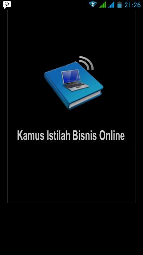 Kamus Istilah Bisnis Online