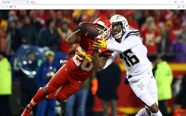 NFL Football Wallpapers & New Tab