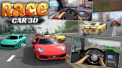Télécharger Gratuit Course de Voiture: Speed Car Race 3D apk mod screenshots 6