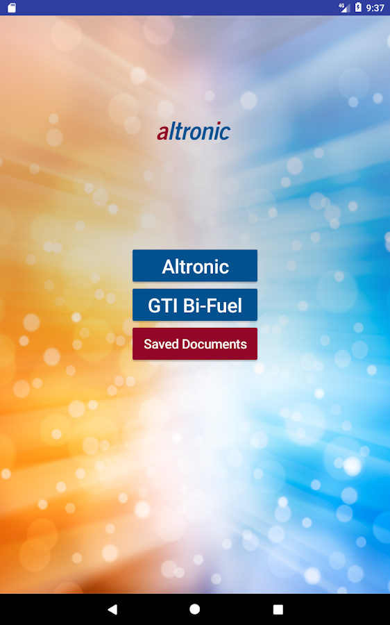Altronic, LLC- screenshot