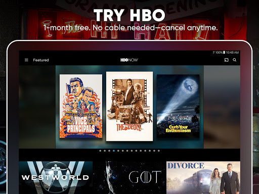 HBO NOW: Stream TV & Movies screenshot 13