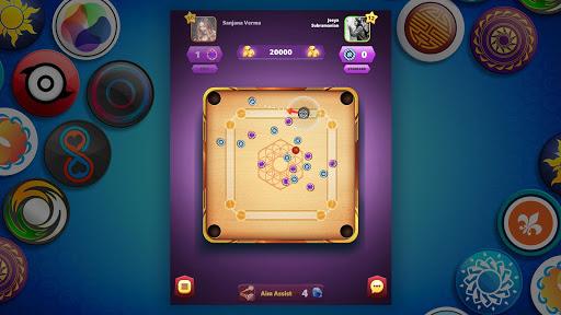 Carrom Friends : Carrom Board Game modavailable screenshots 20