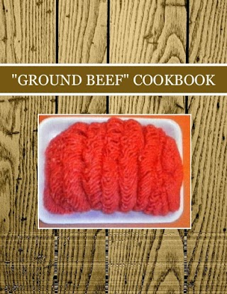 """GROUND BEEF""  COOKBOOK"