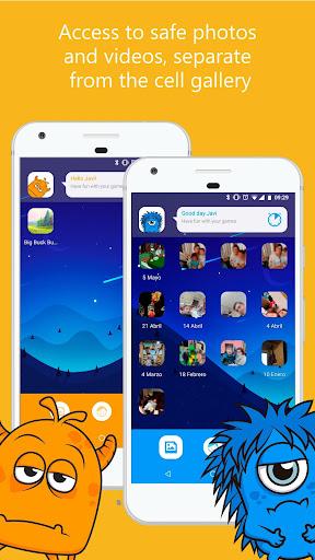 Kids Launcher - Parental Control 1.2.20 screenshots 2