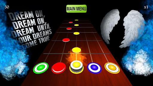 Guitarist : guitar hero battle - Guitar chords apkpoly screenshots 8