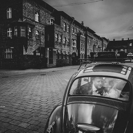 Wedding photographer Maciej Niesłony (magichour). Photo of 17.06.2017