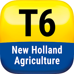 New Holland Ag. T6 range App apk